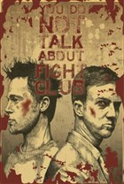 Don't Talk Fight Clup Poster