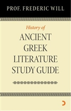 History of Ancient Greek Literature Study Guide