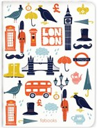 Icons of London Mini Defter
